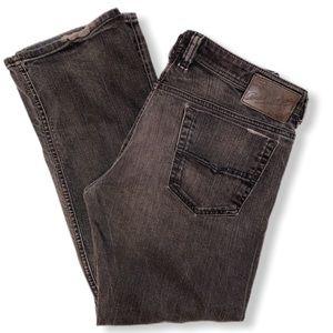 Diesel Viker Straight Leg Jeans Black